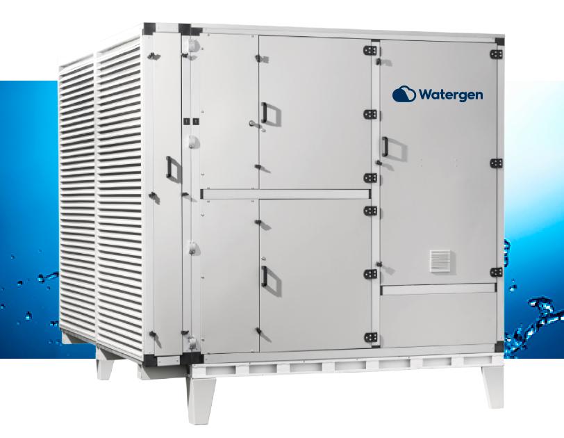 Generador de Agua GEN-L - Desde el Aire