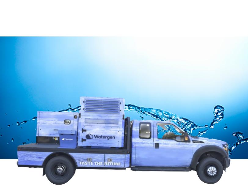 Generador de Agua GEN-M ERV - Desde el Aire